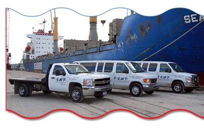 Total Marine Transport, TMT Houston, Port of Houston